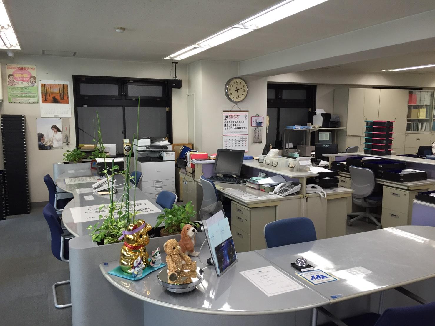 広島本社事務所風景1