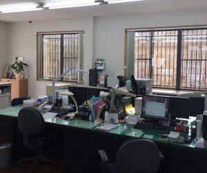 甲府本社事務所風景1